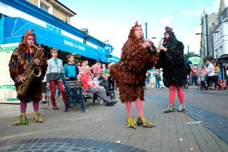 Cock-Tales by Theater Paspartout