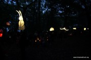 Parade of Animal Lanterns by The Fairyland Trust