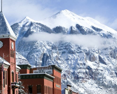 Telluride, Colorado, snow, ski, snow travel, Colorado live