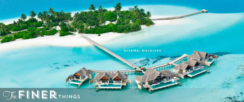 Niyama Private Island Maldives - Luxury Maldives Island Stay