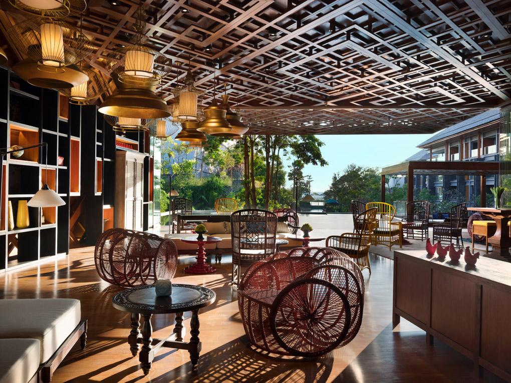 Bali, spa, Hotel Indigo