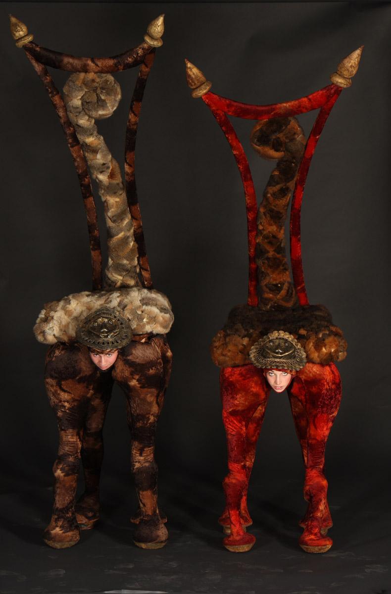 Superminx, World of Wearable Art, Wellington