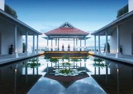Phuket, Amatara, Spa, Thailand