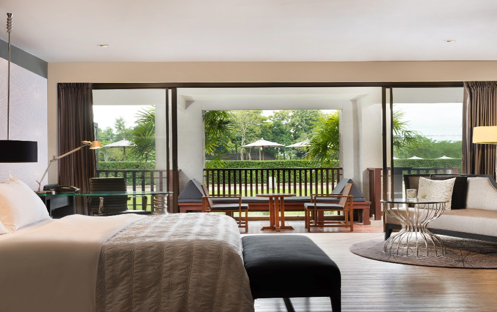 Le Meridien Chiang Rai, luxury hotel, Thailand, Thailand resort