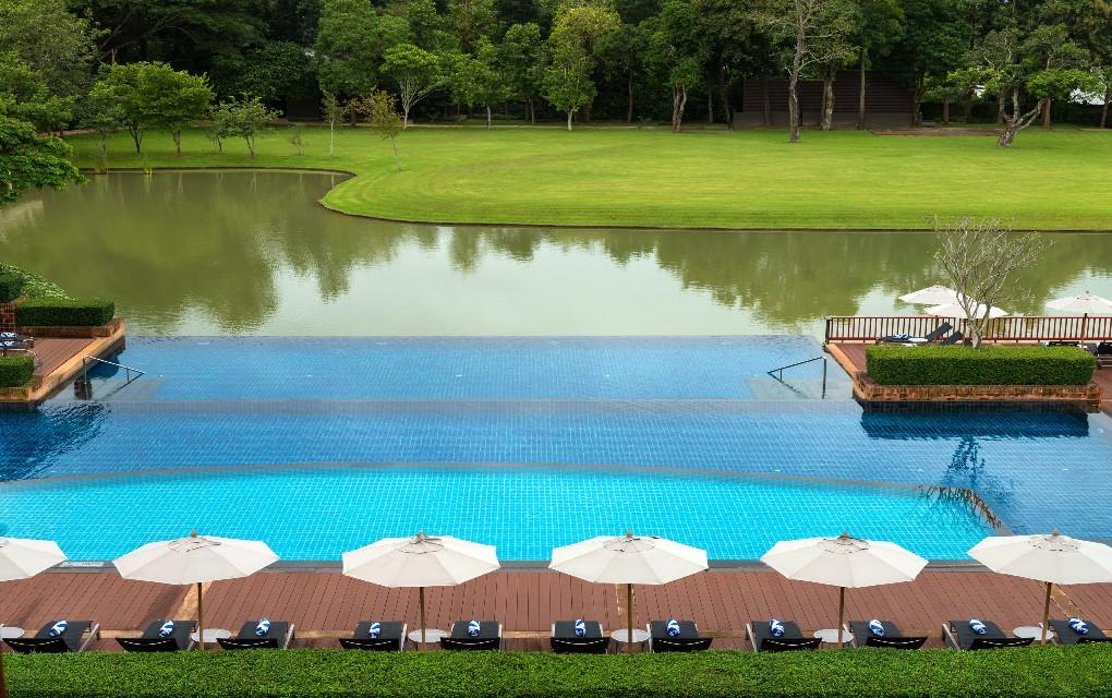 Le Meridien Chiang Rai, Chiang Rai, Thailand, luxury hotel