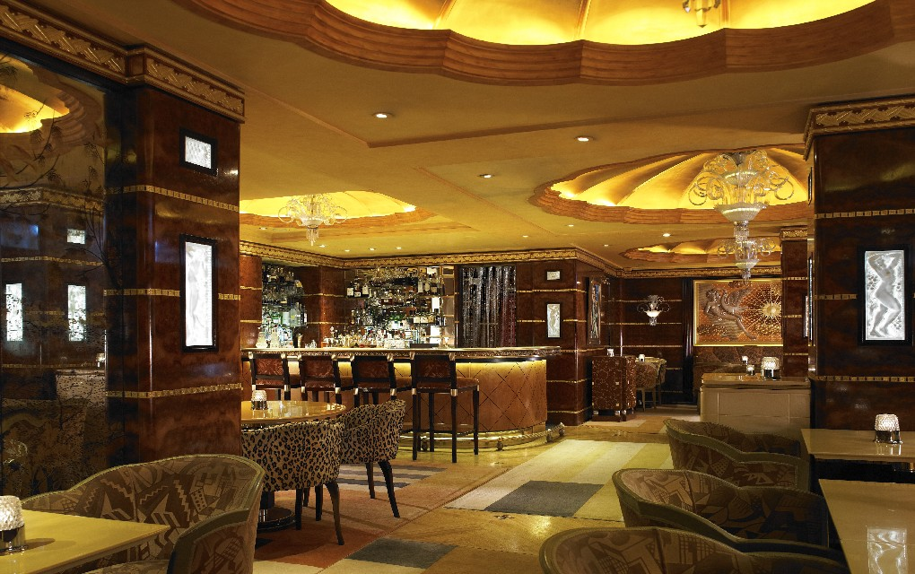 The Rivoli Bar, The Ritz London, London luxury hotel