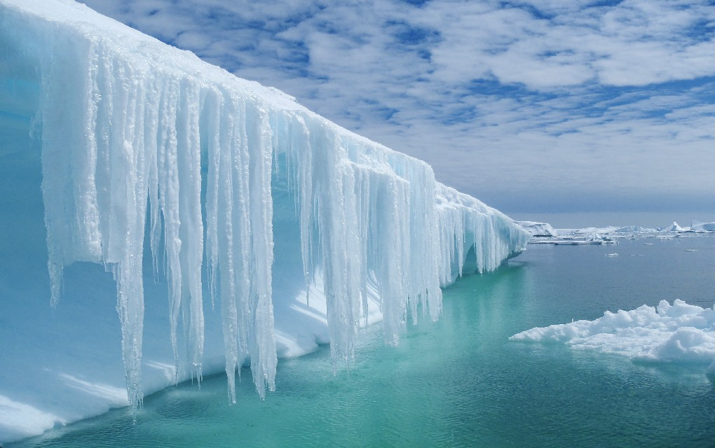 Wildfoot Travel, white wedding in Antarctica, expedition cruising, icebergs