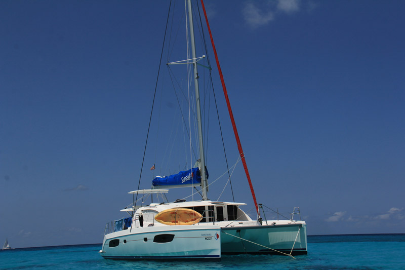 Seychelles, sailing, Sunsail, yacht charter, Helen Hayes