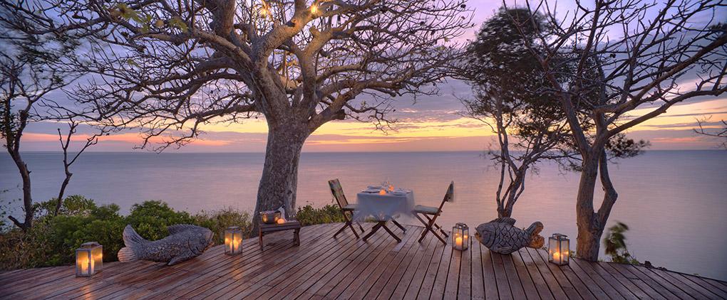 Azura Retreats, Mozambique, Africa, luxury private island resort