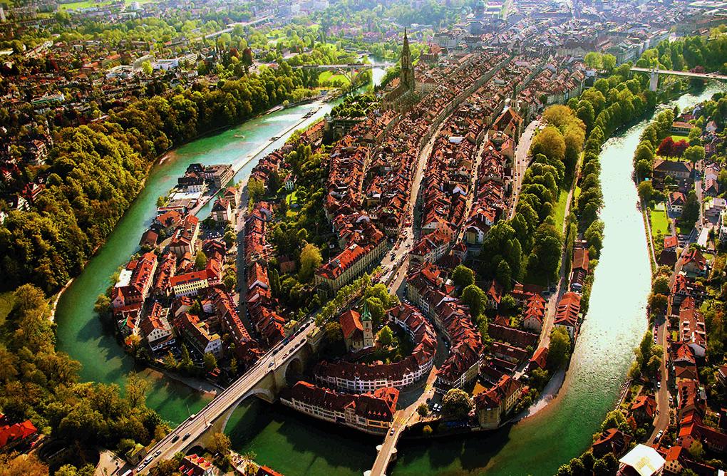 witzerland. get natural. Bern, Switzerland's Federal capital.
