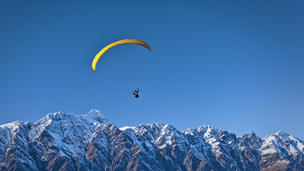 Queenstown, The Rees, Skydiving Queenstown, Pure New Zealand