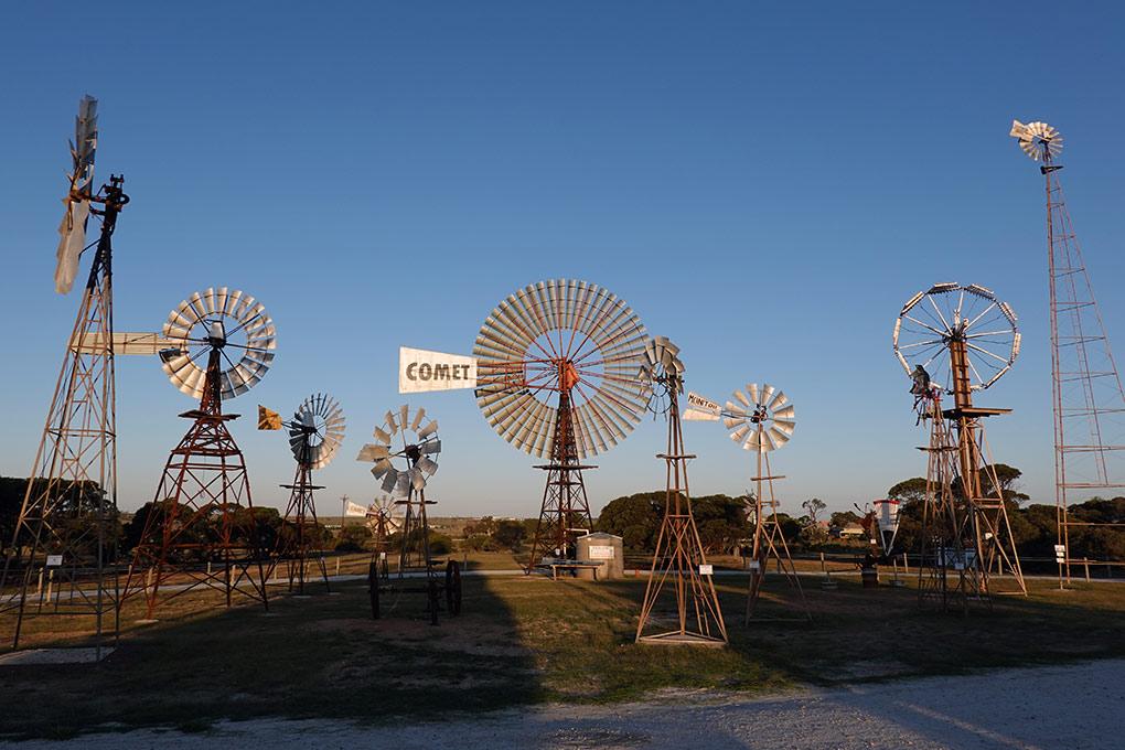 Eyre Peninsula, Penong Windmill Museum, South Australia, Australian Coastal Safaris