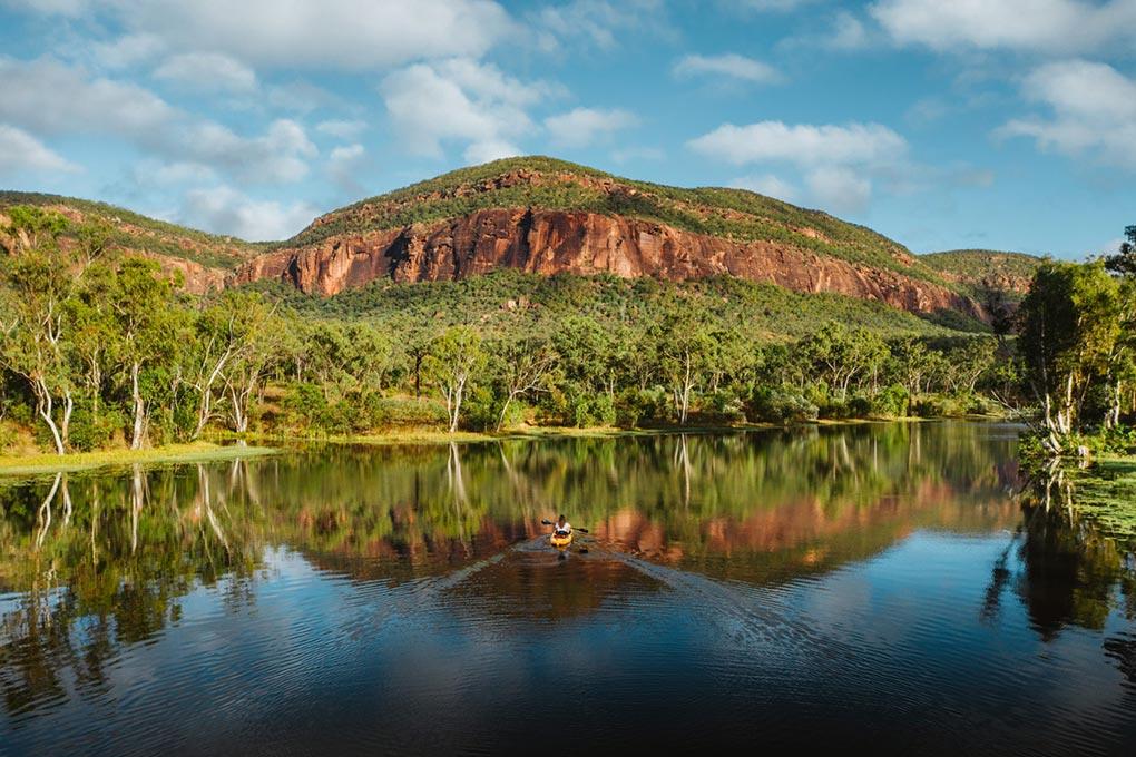 Mount Mulligan, Queensland, luxury lodge