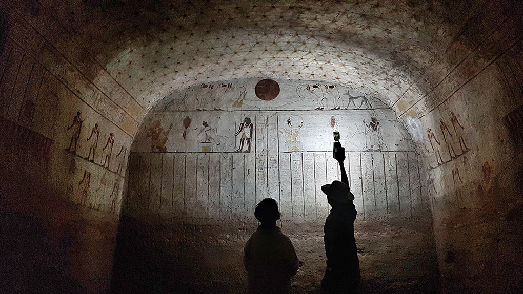 Tomb of the Black Pharaohs, Sudan, Arcadia Expeditions