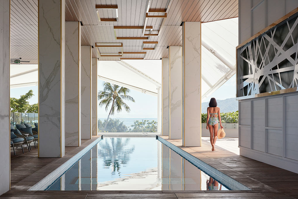 Flynn, Cairns, Crystalbrook Collection, luxury hotel, Queensland
