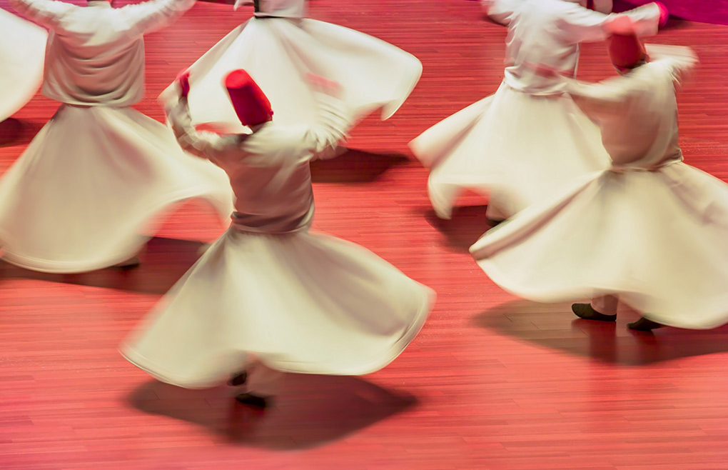 Whirling dervish, Turkey, Arcadia Expeditions