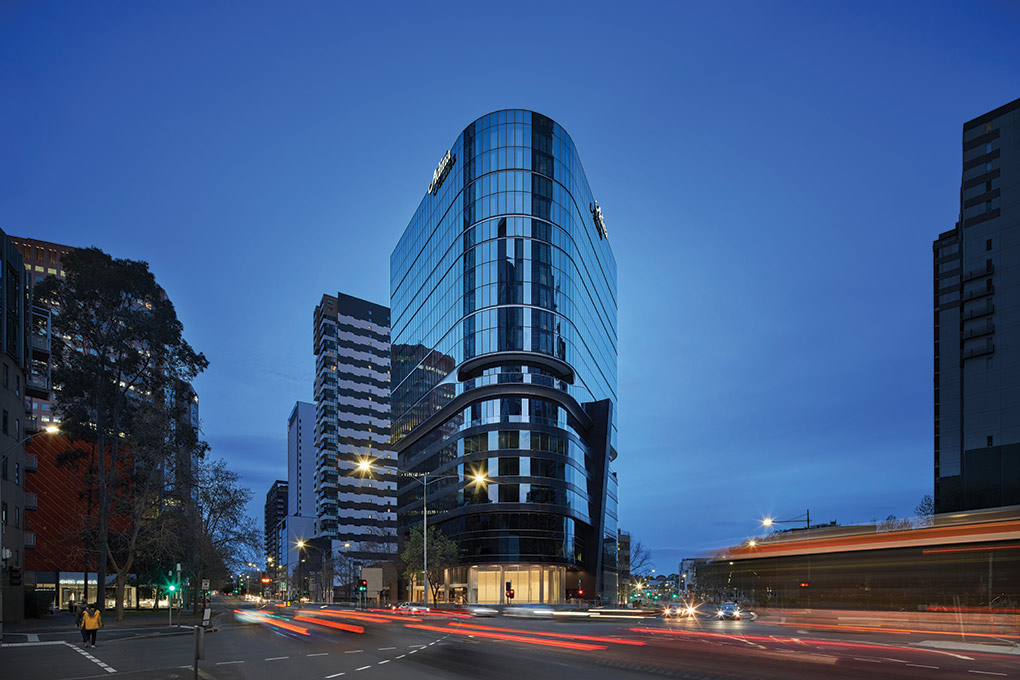 Adina Apartment hotel, Melbourne hotel, new Melbourne hotel