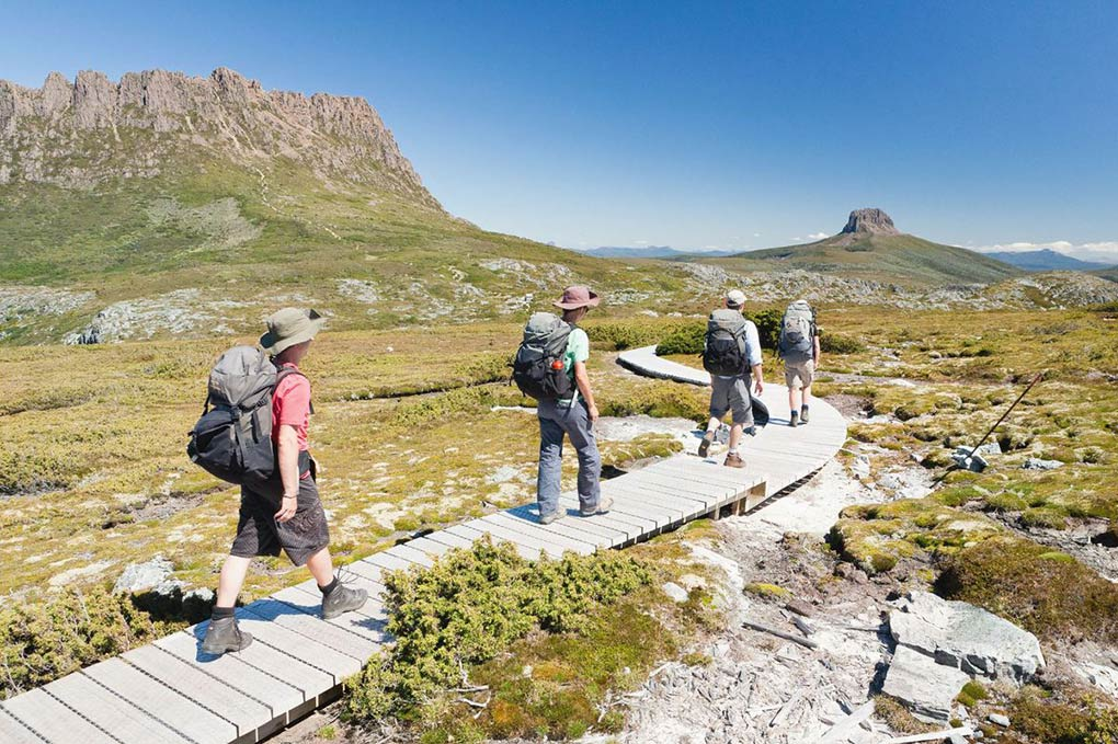 Tasmania, See Australia, Cradle Mountain, Hiking Australia