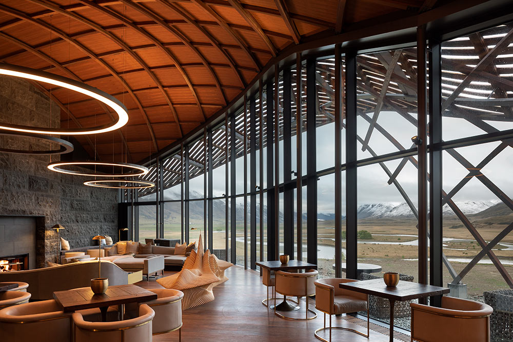 The Lindis, architecture, New Zealand, Luxury lodges