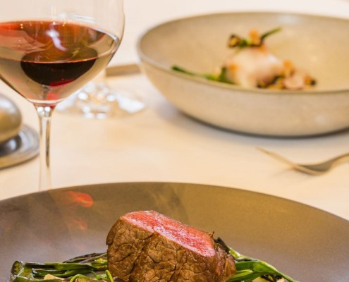 Cape Kidnappers, New Zealand cuisine, James Honore, recipe