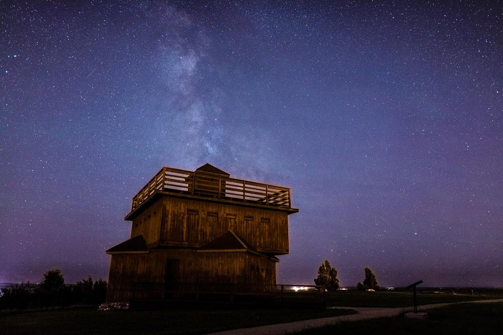 Fort Abraham Lincoln State Park, North Dakota