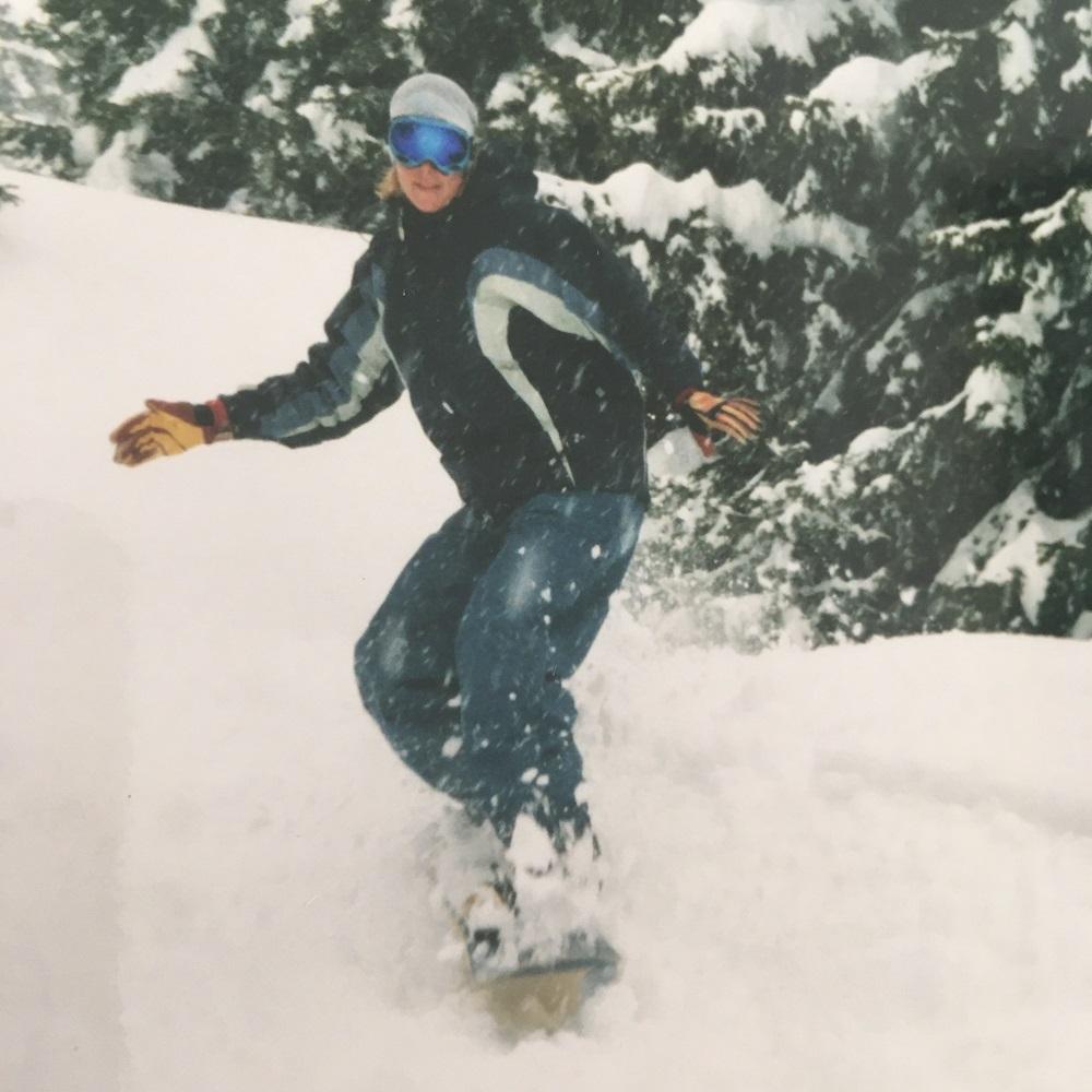 Allie Reynolds, Uk snowboarder, Shiver