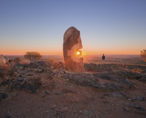 Broken Hill, Art trail, Destination NSW