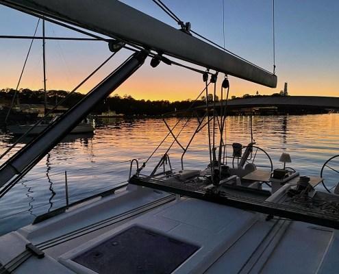Sydney by Sail, luxury yacht, overnight yacht stay, romantic yacht stay
