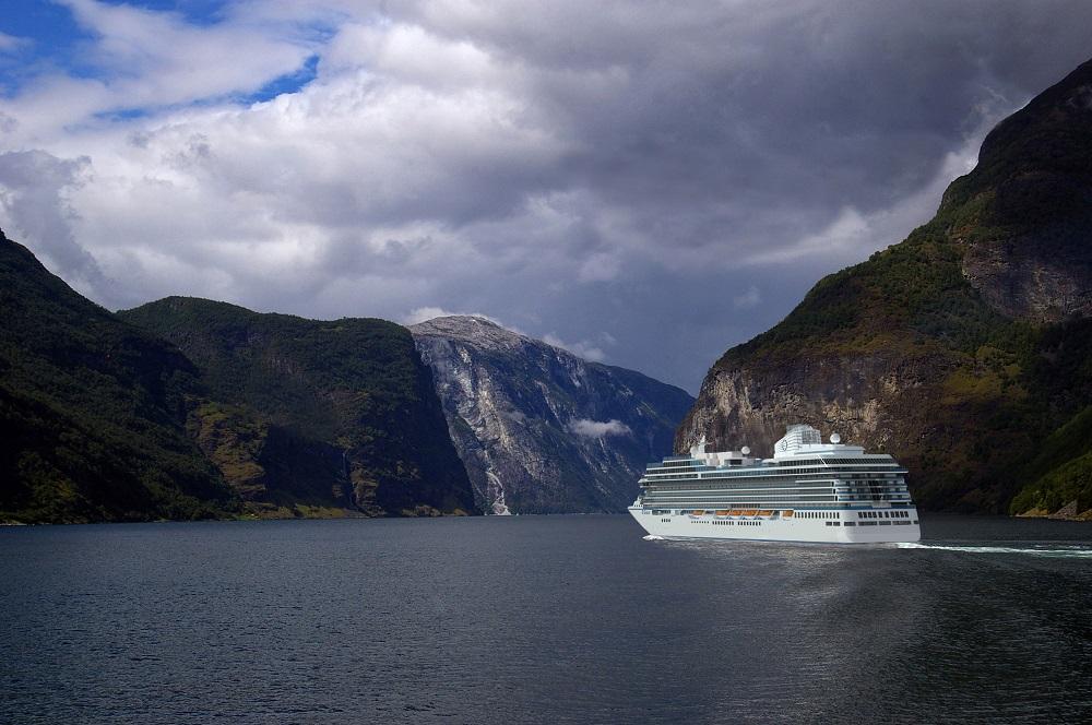Vista, Oceania Cruises, luxury cruising