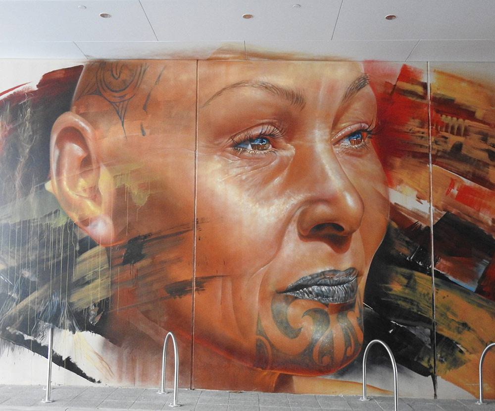 Adnate, Perth, ArtSeries, art hotels