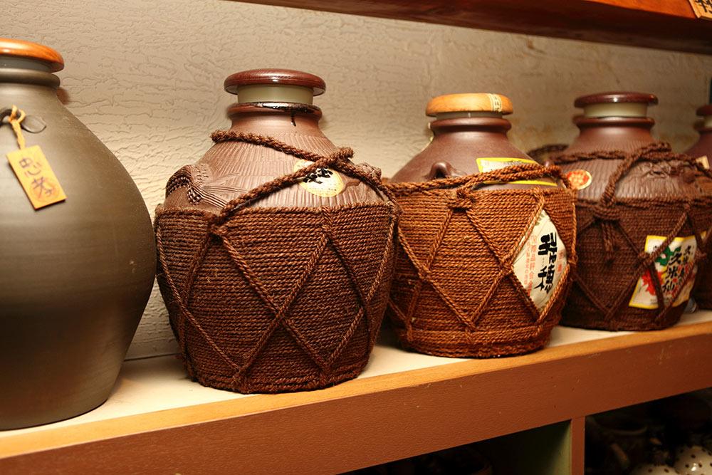 Okinawa, Awamori, Japan