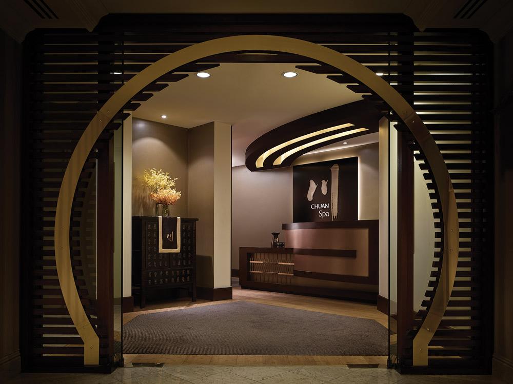 Chuan Spa, Langham Melbourne, most amazing spa resort