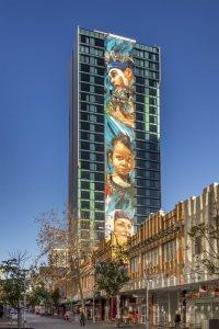 Adnate, Perth, Art Series, Art Hotels