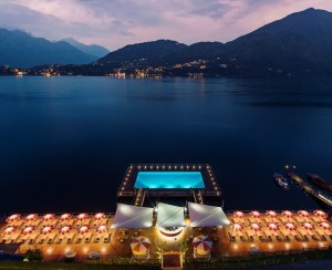 T Beach, Lake Como, Grand Hotel Tremezzo