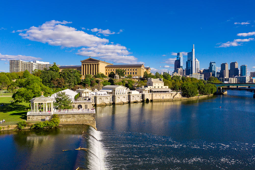 Philadelphia, Art Museum, Visit the USA