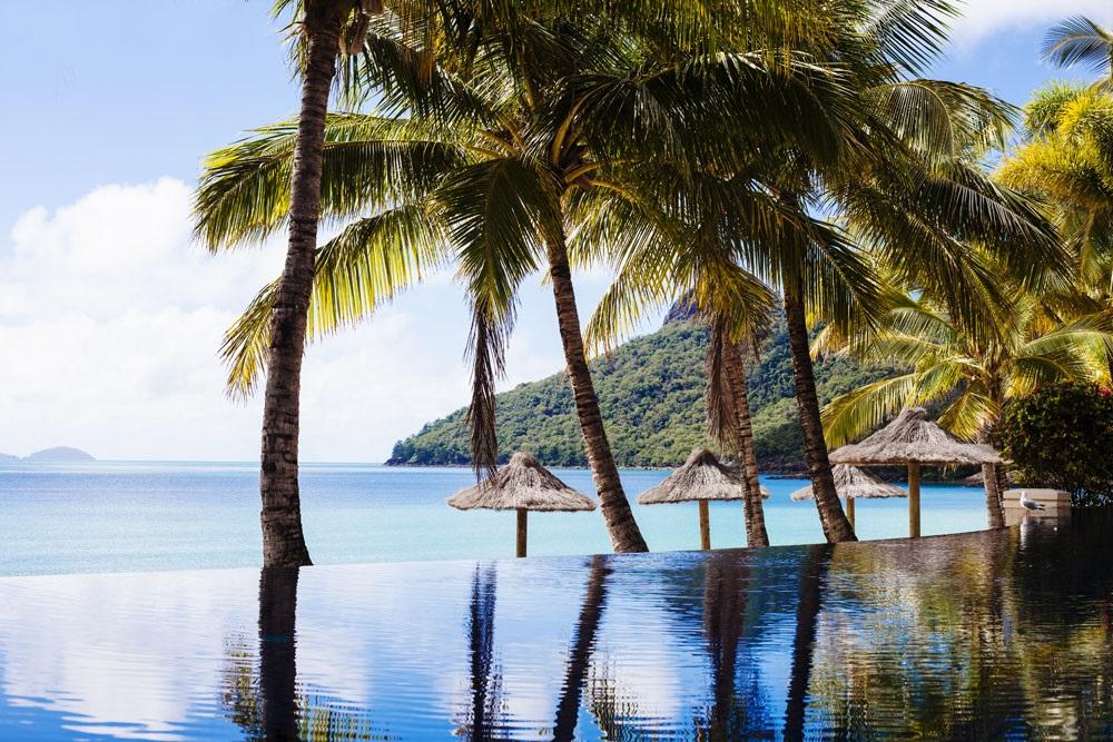 Hamilton Island, Whitsundays, Queensland, Beach Club pool