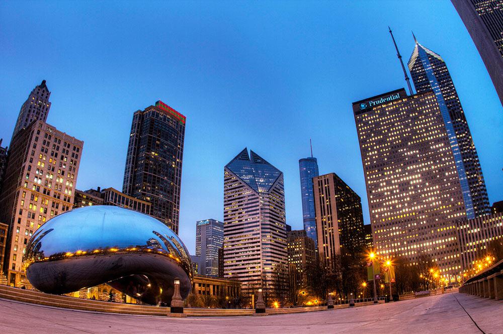 Chicago, The Bean