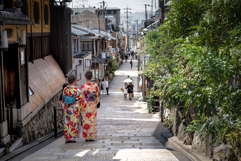 InsideJapan, Kyoto,