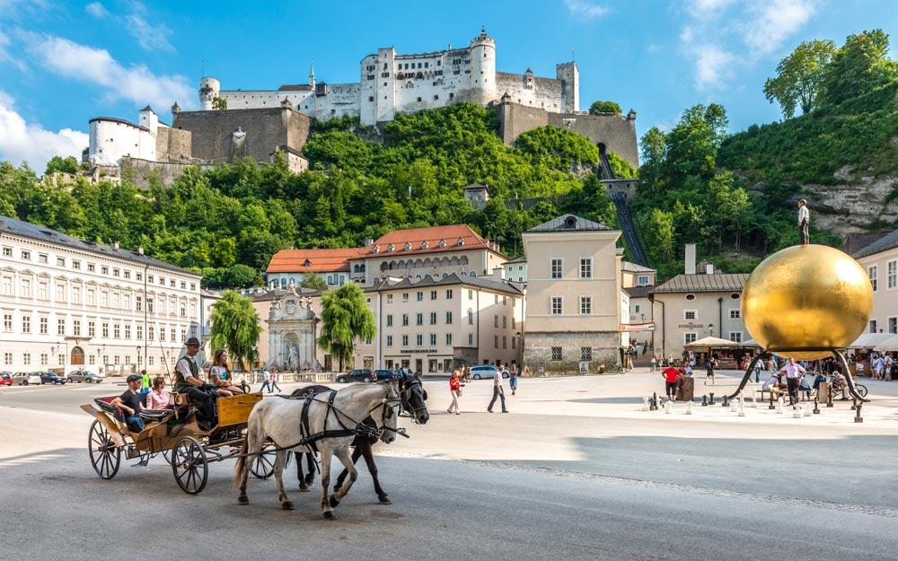 Salzburg, Austria, Sound of Music