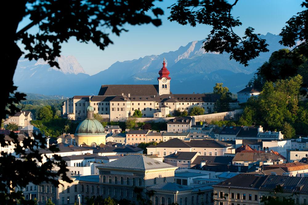 Salzburg, Austria, Nonnberg