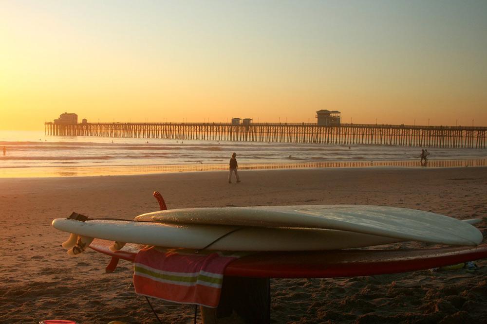 San Diego, Oceanside