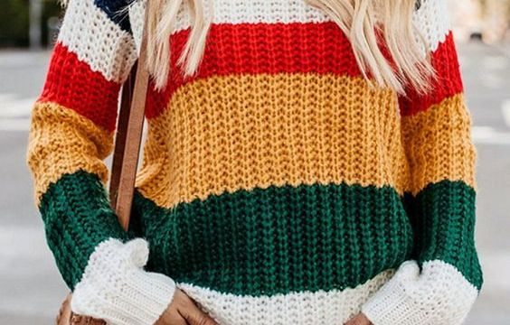 41 Stylish Sweater Outfits Ideas for Fall and Winter