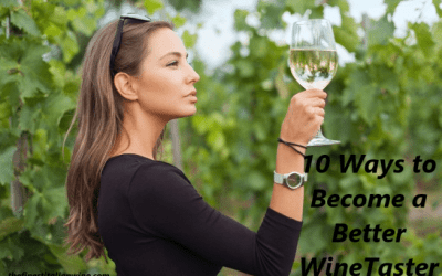 10 Ways to Become a Better Wine Taster