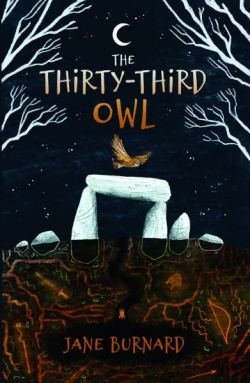 Cover image: The Thirty-third Owl
