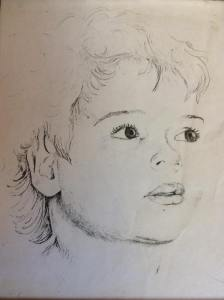 Portrait of the editor as a young boy