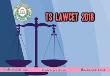 TS LAWCET 2018 online exam on May 25