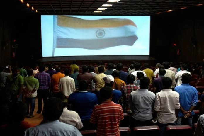 National Anthem in Cinema Theatres is not mandatory