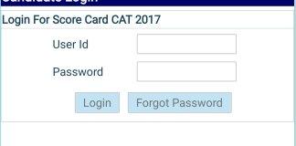 CAT Results 2017 Released, IIM Lucknow Score card at cdn.digialm.com
