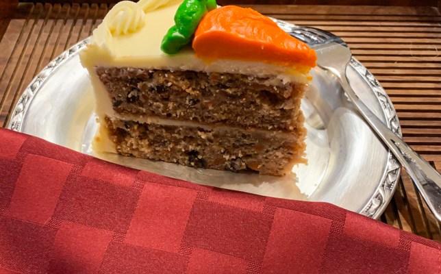 Aunt Hattie's Carrot Cake