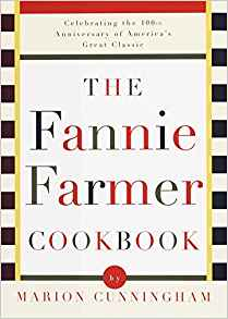 The Fannie Farmer Cookbook - Anniversary